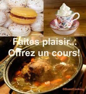 Bons Cadeaus Du Cours De Cuisine GuestCooking