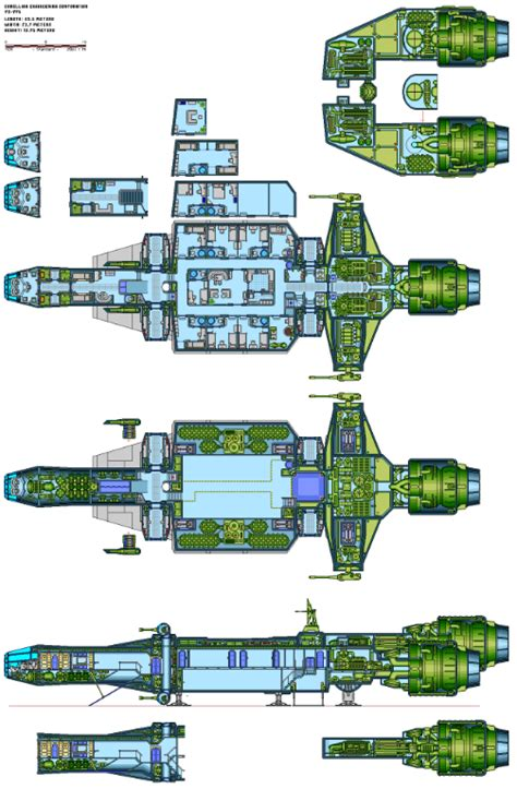 starship deck plan generator wars dagger deck plans pictures to pin on