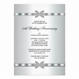 17 best images about 25th wedding anniversary on pinterest With 25th wedding anniversary invitations