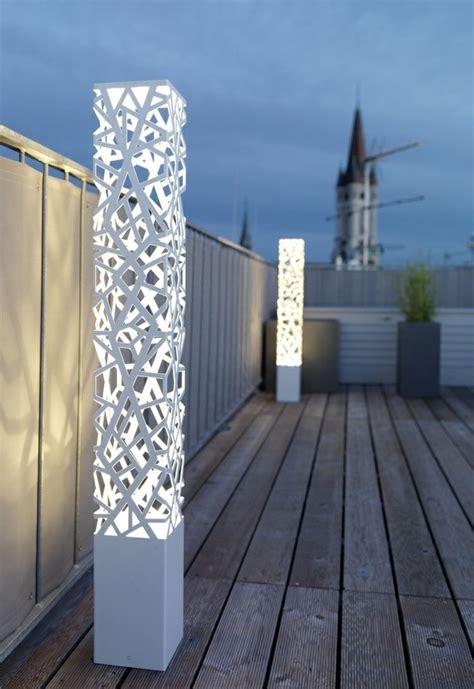 Lampadaire De Jardin  50 Modèles Pour Votre Extérieur
