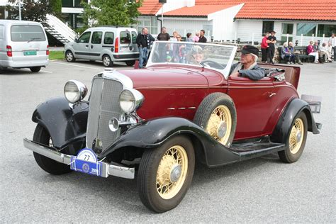 File1933 Chevrolet Master De Luxe Cabriolet, Owner Ivar