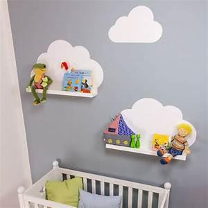 étagères Murales Ikea : etag re rangement mural pour chambre d enfant ~ Teatrodelosmanantiales.com Idées de Décoration