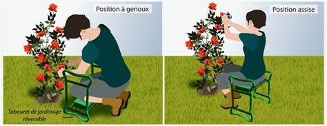 siege pour jardiner ménager dos pour jardiner longtemps jardiner avec