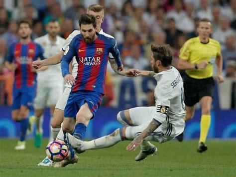 El Clasico | The last Clasico: Lionel Messi, Sergio Ramos ...