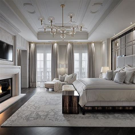 Luxury Master Bedroom Design  Cityhomesusa Home