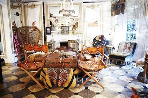 A Bohemian London Townhouse