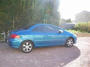 Peugeot Saint Cyr : 307 cc phase2 hdi pack sport bleu neysha saint cyr la lande 79100 ~ Gottalentnigeria.com Avis de Voitures