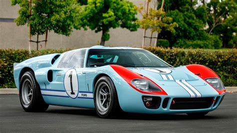But when you leave the movie theater, you may just … For Sale: The Ken Miles Car From Ford v Ferrari - A Superformance Ford GT40
