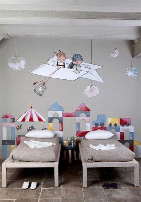 Kinderzimmer Eisenbahn Deko by Die 25 Besten Ideen Zu Wandgestaltung Kinderzimmer Auf