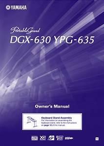 Download Free Pdf For Yamaha Dgx