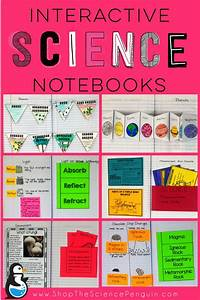 Thinking about starting Interactive Science Notebooks