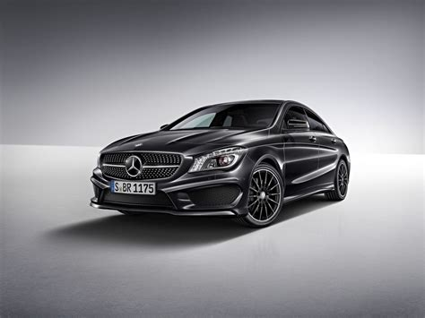 mercedes schwarz mercedes edition 1 mercedes news