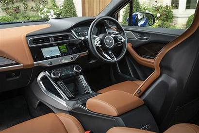 Jaguar Pace Interior Electric Comfort Drivingelectric Range
