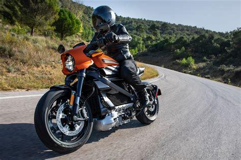 Harley-davidson Debuts New Livewire