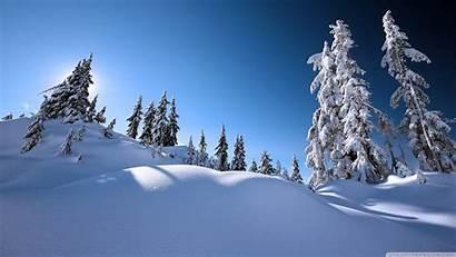 Winter Scenery Desktop 4k Wallpapers Background Ultra