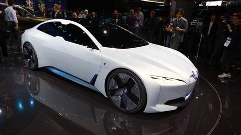 bmw  vision dynamics   series gran coupes electric