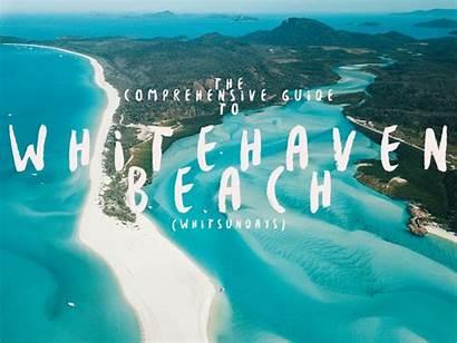 Beach Whitehaven Everything Know Need Whitsundays