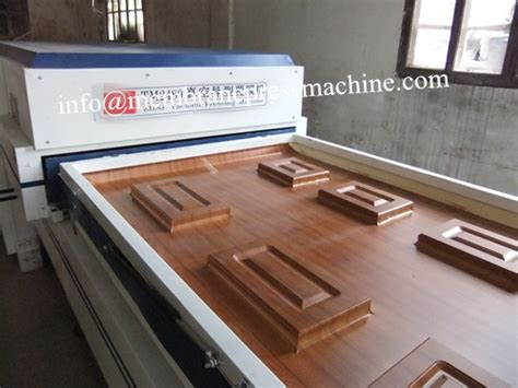 membrane press kitchen cabinet asia woodworking machine technology co ltd membrane 7425