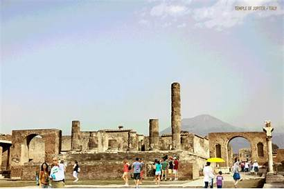Ancient Monuments Reconstruction Animated Gifs Italy Animation