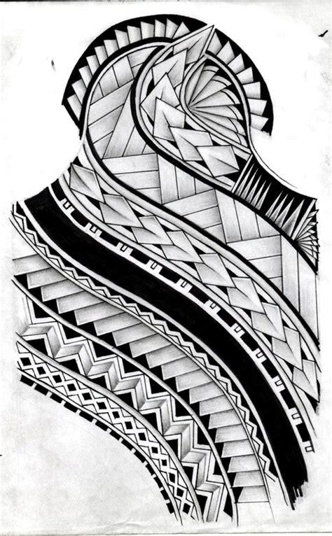 coolest polynesian tattoo designs