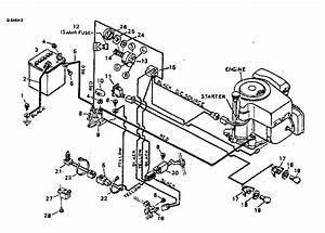 Craftsman Model 502254290 Lawn  Tractor Genuine Parts