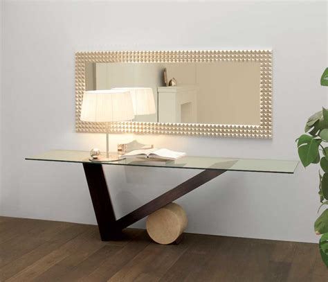 Dining Room Sets Glass Table Tops by Creative Custom Modern Console Table With Glass Top And