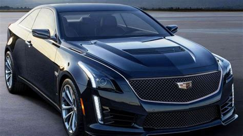 Cadillac Cts V 2017 Coupe Wagon Awd Sport Interior And