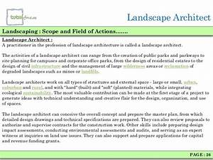landscaping architecture With landscaping scope of work template