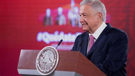 AMLO: Se tendrá vacuna en México el primer trimestre de ...