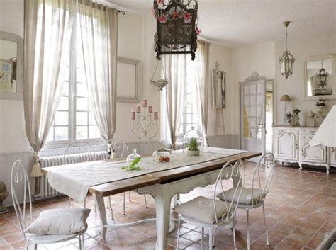 22 French Country Decorating Ideas For Modern Dining Room Coffee Table With Foosball Limestone How To Pick A Converts Into Dining Ethan Allen Tables Camping Natural Wood Antiqued Mirrored