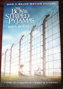 Boy Striped Pajamas Book