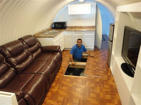 Underground Homes: Atlas Survival Shelters