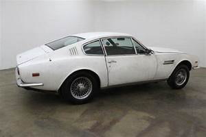 69 Aston Martin Dbs Coupe Right Hand Drive Wire Wheels