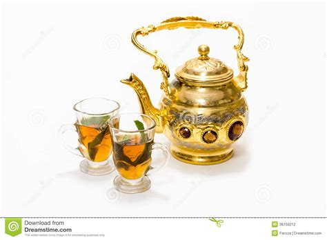 Arabic Coffee Pot And Glasses Stock Photo Cuban Coffee Denver Gorditos Liqueur With Tequila Trader Joe's Italian Roast Is Alcohol Bottle