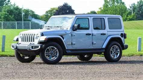 Review Jeep Wrangler Unlimited by 2018 Jeep Wrangler Unlimited Review Grown Up In Every Way