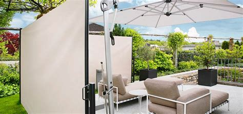 Garten Wind Und Sichtschutz by Wind Und Sichtschutz Ombra F 252 R Terrasse Und Garten