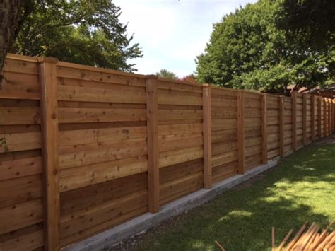 Wood Privacy Fence Install |dallas/fort Worth Fencing Company