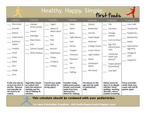 healthy happy simple baby