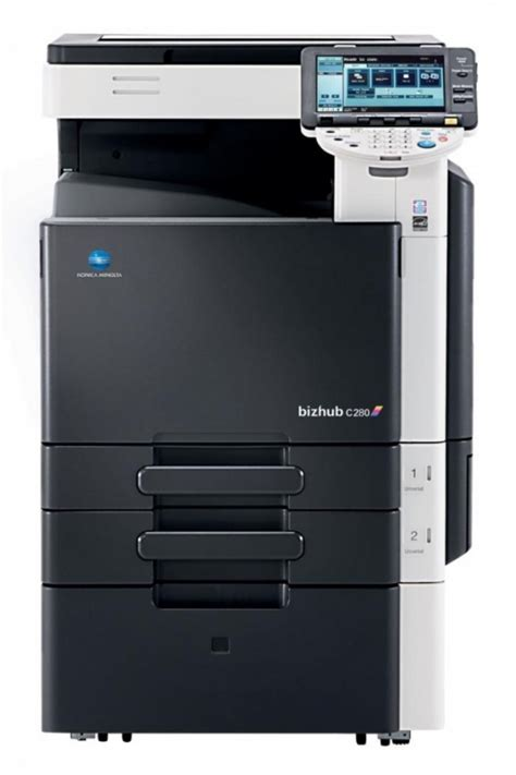 Device drivers for bizhub c280 can be updated manually using the windows device manager, or automatically with a driver scan and update tool. Konica Minolta Bizhub C280 Colour Copier/Printer/Scanner