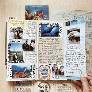 Carnet De Voyage Original : comment faire un carnet de voyage et pr server ses ~ Preciouscoupons.com Idées de Décoration