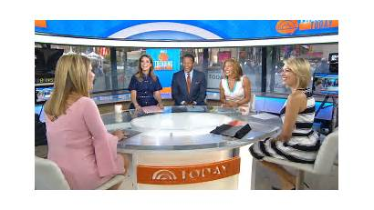 Today Anchors Names Themselves They Nbc Weather