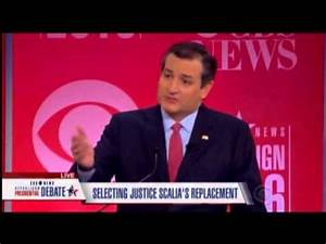 CBS Debate Moderator Gets Booed For Fact-Checking Ted Cruz ...