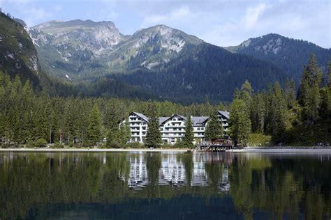 hotel lago hotel lago di braies italien prags booking