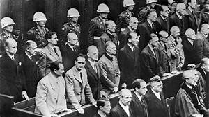 World War II Pictures In Details: Nuremberg Defendants ...