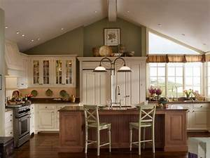 Kitchen and bath showroom long island green kitchen for Kitchen colors with white cabinets with cactus print wall art