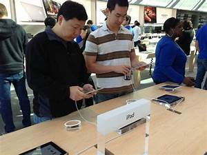 ipad mini sold out at apple stores all over the world With 3m new ipads sold over first weekend says apple