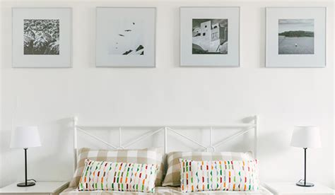 how to hang frames on walls without nails walmart com