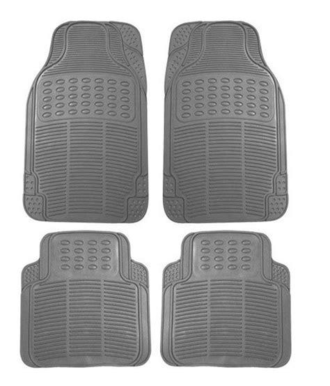 floor mats for zen estilo spedy grey rubber car floor foot mats for maruti zen estilo buy spedy grey rubber car floor