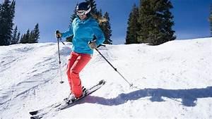Skiing   Snowboarding At The Telluride Ski Resort