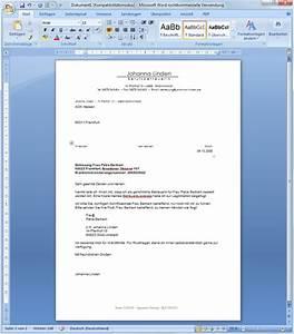 Word Datum Automatisch Berechnen : bt professional betreuungssoftware briefe ~ Themetempest.com Abrechnung